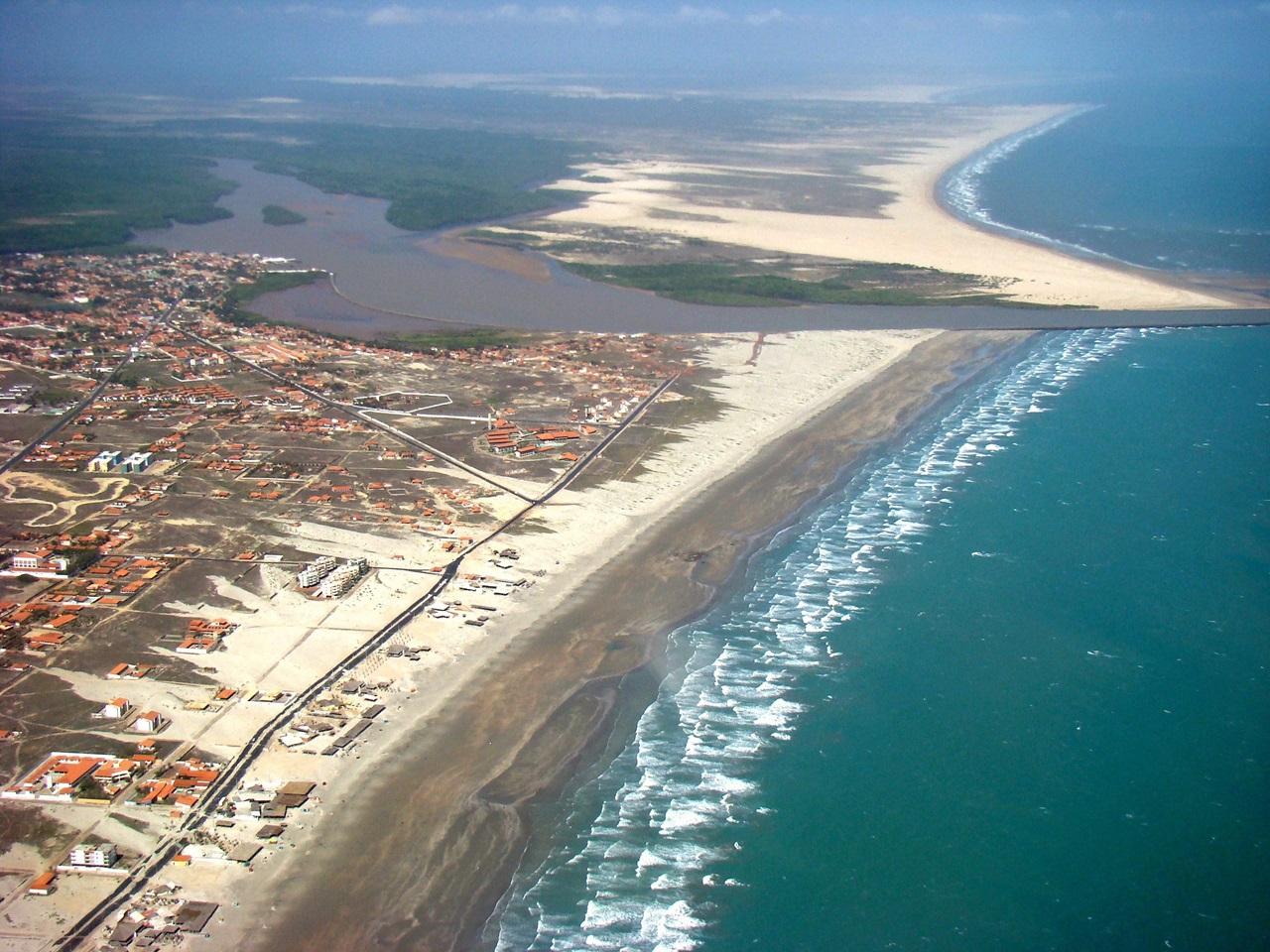 Resultado de imagem para praias luis correia